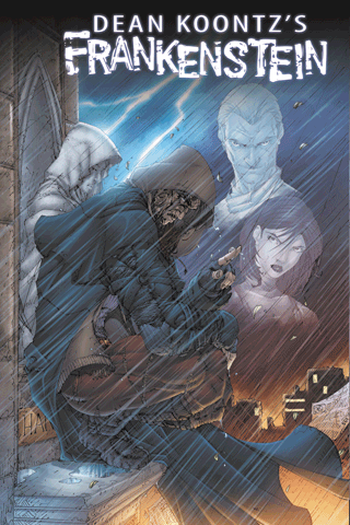 Dean Koontz's Frankenstein: Prodigal Son #5