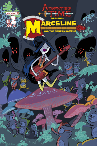 Adventure Time Marceline and the Scream Queens #2
