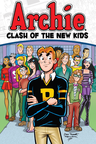 Archie: Clash of the New Kids GN