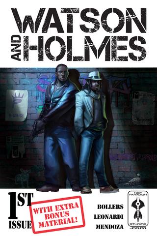 Watson & Holmes #1