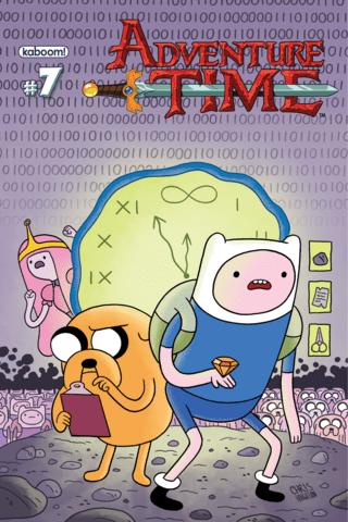 Adventure Time #7