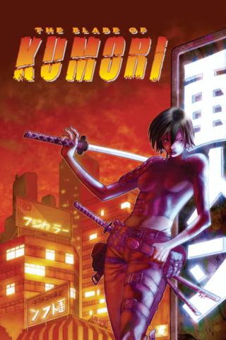 The Blade of the Kumori