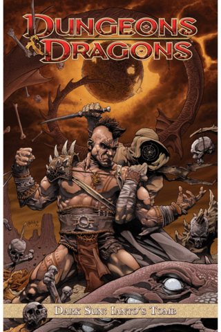 Dungeons & Dragons: Dark Sun Vol #1 Ianto's Tomb
