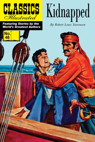Kidnapped: Classics Illustrated #46