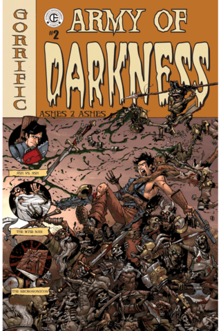 Army of Darkness: Ashes 2 Ashes #2