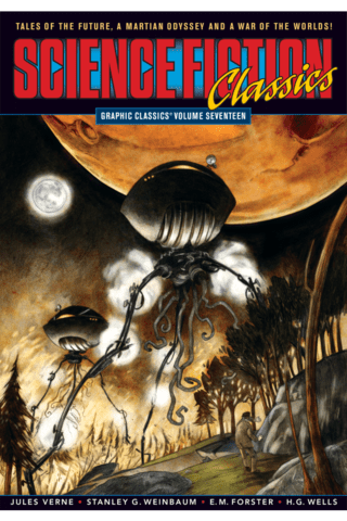 Graphic Classics Vol #17 Science Fiction Classics
