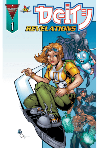 Deity: Revelations #1