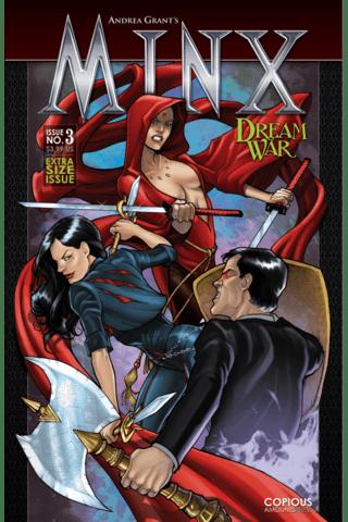 Minx: Dream War #3