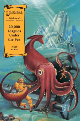 20,000 Leagues Under the Sea Illustrated Classics
