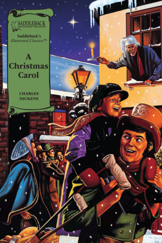 A Christmas Carol Illustrated Classics