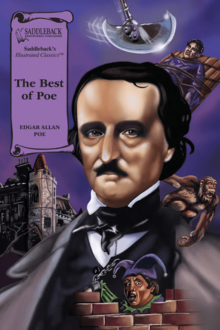 The Best of Poe Illustrated Classics