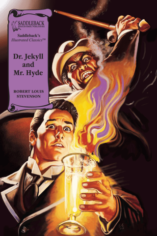 Dr. Jekyll and Mr. Hyde Illustrated Classics