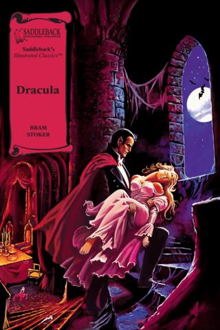 Dracula Illustrated Classics