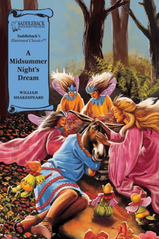 A Midsummer Night's Dream Graphic Shakespeare