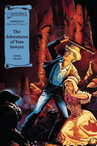 The Adventures of Tom Sawyer Illustrated Classics