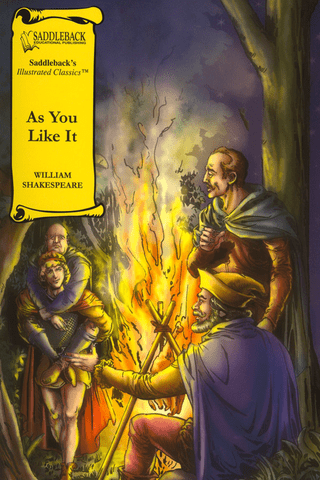 As You Like It Graphic Shakespeare