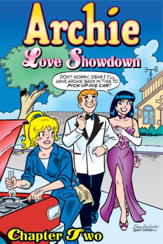 Archie: Love Showdown #2