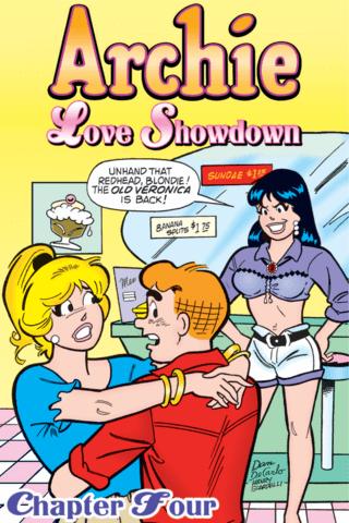 Archie: Love Showdown #4