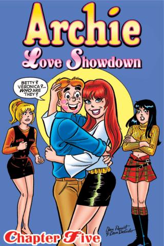 Archie: Love Showdown #5