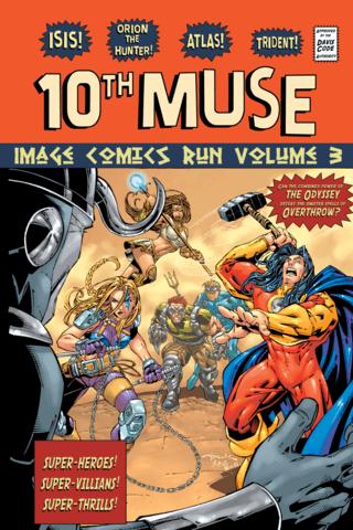 10th Muse: The Image Comics Run Volume #3