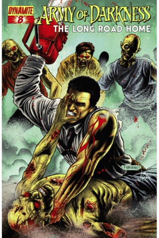 Army of Darkness Vol 2 #8