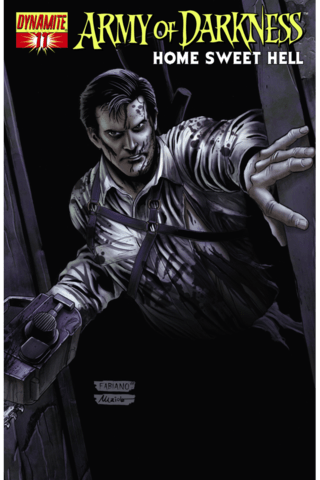 Army of Darkness Vol 2 #11