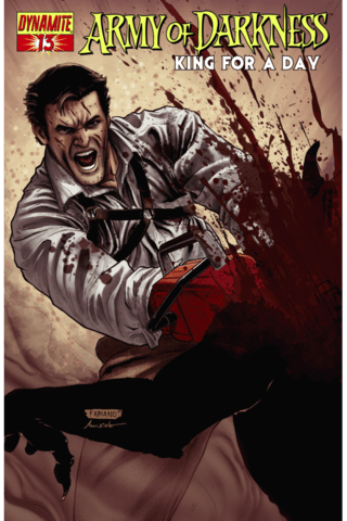 Army of Darkness Vol 2 #13
