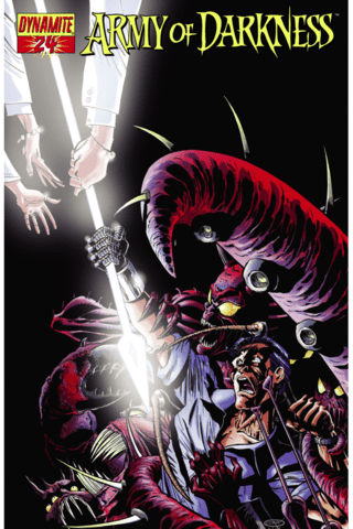 Army of Darkness Vol 2 #24