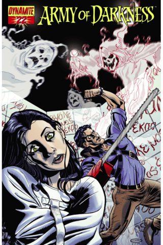 Army of Darkness Vol 2 #22