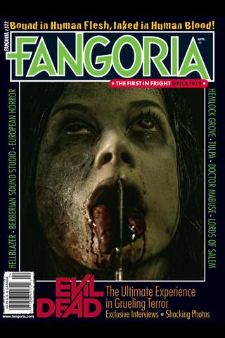 Fangoria #322