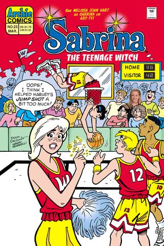 Sabrina the Teenage Witch Vol 2 #23