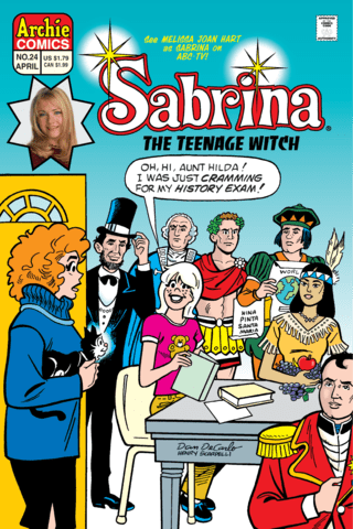Sabrina the Teenage Witch Vol 2 #24