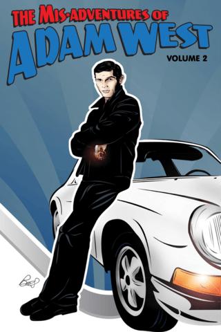 Misadventures of Adam West Vol #2
