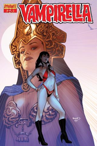Vampirella #28