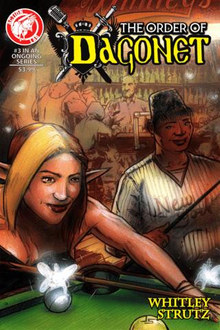 Order Of The Dagonet #3