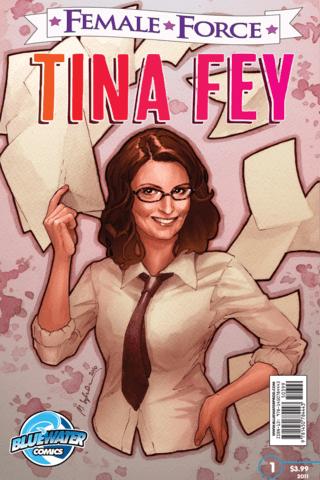 Female Force: Tina Fey