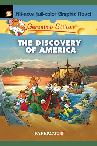 Geronimo Stilton Vol #1 The Discovery of America