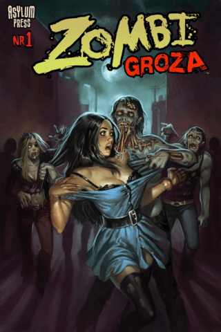 Zombie Terrors #1 - Polish Ed