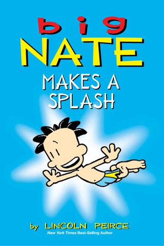 Big Nate: Makes a Splash
