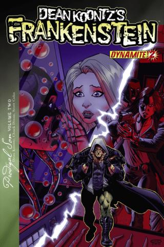 Dean Koontz's Frankenstein: Prodigal Son Vol 2 #2