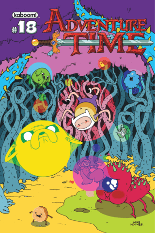 Adventure Time #18
