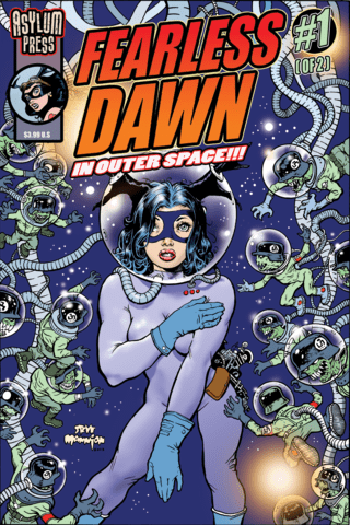 Fearless Dawn: In Outer Space