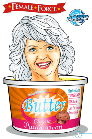 Female Force: Paula Deen