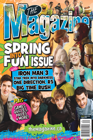 The Magazine - Spring Into Fun Issue 2013