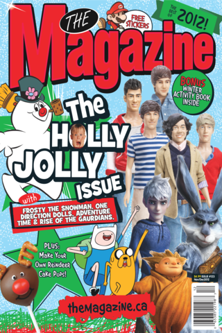 The Magazine - The Holly Jolly Issue 2012