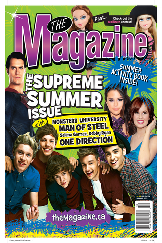 The Magazine - The Supreme Summer Issue 2013