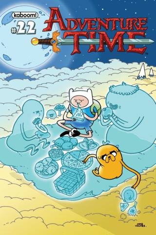 Adventure Time #22