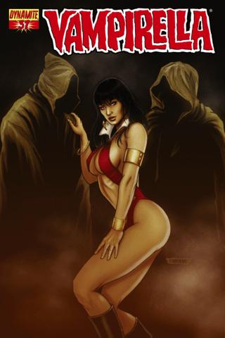 Vampirella #37