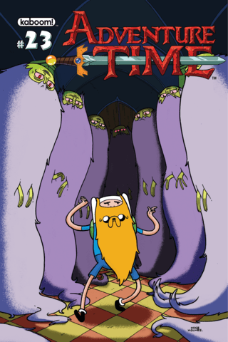 Adventure Time #23