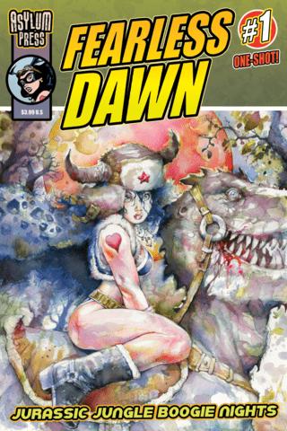 Fearless Dawn: Jurassic Jungle Boogie Nights #1